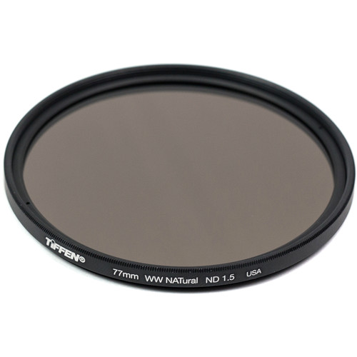 Tiffen 77mm Water White Glass NATural IRND 1.5 Filter (5-Stop)