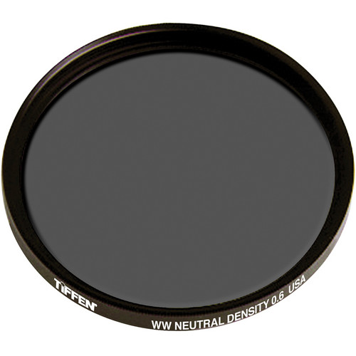 Tiffen 82mm Neutral Density 0.6 Filter