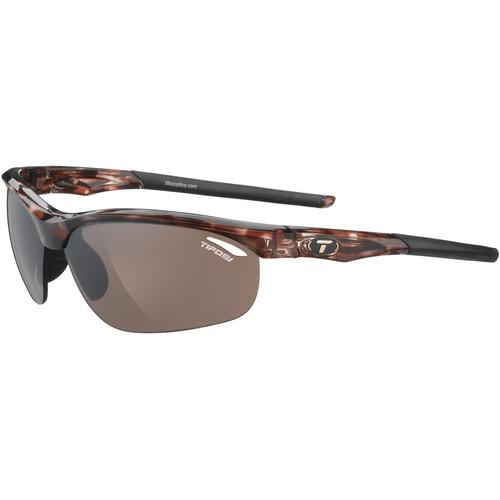 Tifosi Veloce Sunglasses (Tortoise Frames - Brown, EC, GT Lenses)