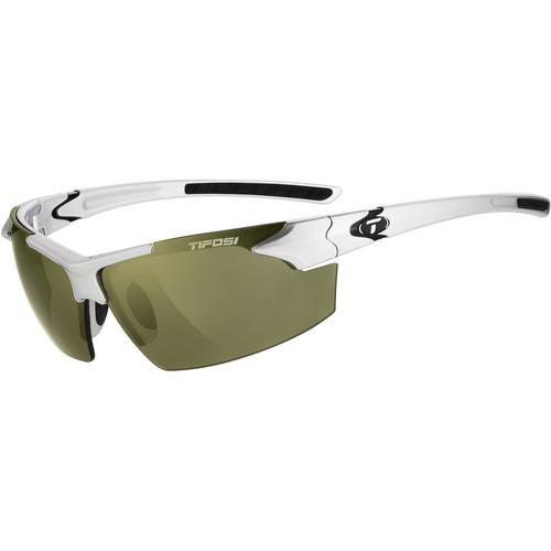 Tifosi Jet FC Sunglasses (Metallic Silver Frames - GT Lenses)