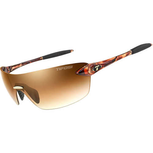 Tifosi Vogel 2.0 Sunglasses (Tortoise Frames - Brown Gradient Lenses)