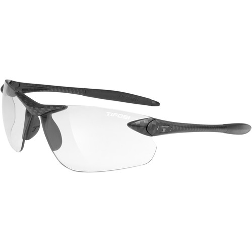 Tifosi Seek FC Sunglasses (Carbon Frames/Fototec Light Night Lenses)