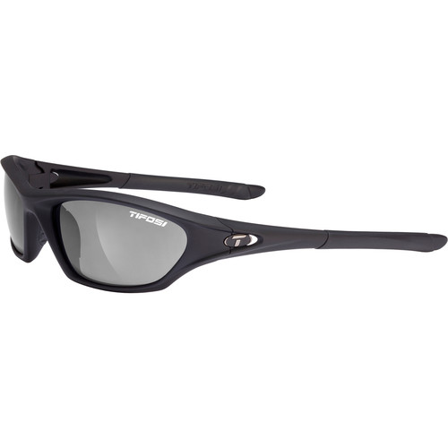 Tifosi Core Sunglasses (Matte Black Frames - Smoke Lenses)