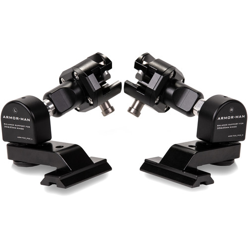 Tilta Armor Man 3.0 Universal Gimbal Ring Adapters (Left/Right Pair)