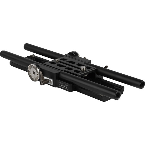 """Tilta Lightweight Baseplate System with 10"""" Dovetail Plate & 15mm Rods"""