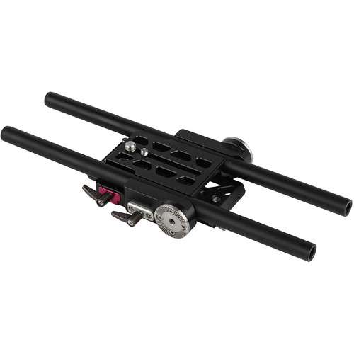 "Tilta Lightweight 5"" Dovetail Baseplate System with 15mm Rods"