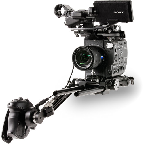 Tilta Camera Rig for Sony FS5 Without Battery Plate