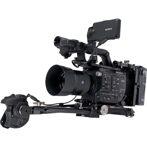 Tilta ES-T14-AB Camera Cage for Sony FS5 with Battery Plate (Gold Mount)