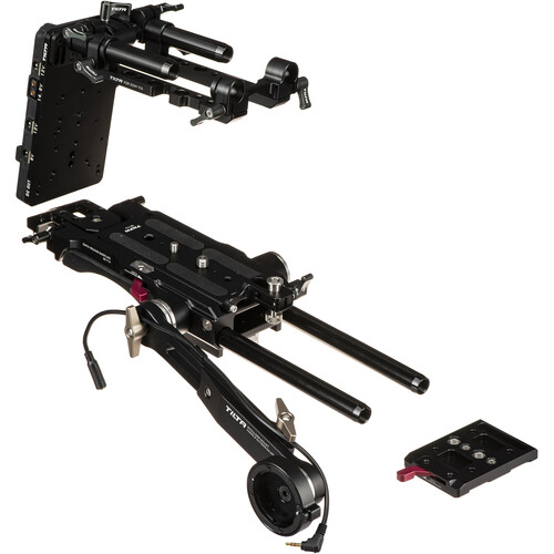 Tilta ES-T14-V Camera Cage for Sony FS5 with Battery Plate (V-Mount)
