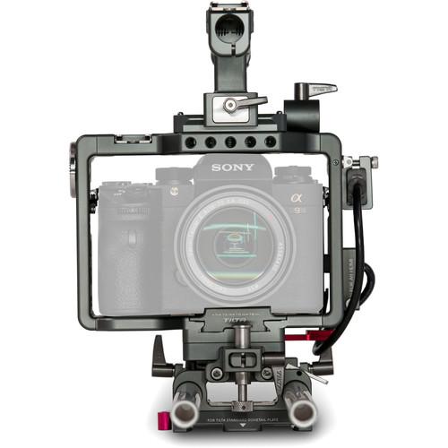 Tilta ES-T17 Handheld Camera Cage Rig for Sony a7 & a7 II Series Camera