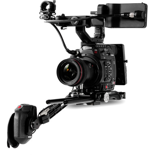 Tilta For Canon C200 Rig With Battery Plate V-Mount