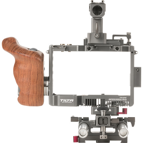 Tilta Cage and Baseplate with Control Handle for Sony a6000/a6300/a6400/a6500