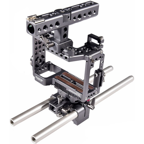 Tilta Cage & Baseplate for Sony a6000/a6300/a6500