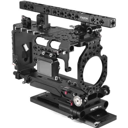 Tilta Camera Rig for Panasonic VariCam 35 with 19mm Baseplate & Dovetail Plate