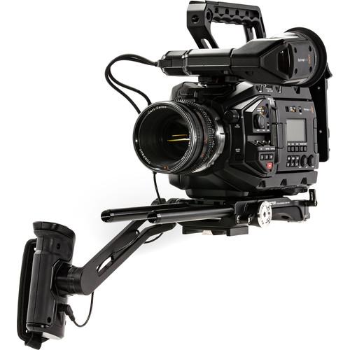Tilta Camera Cage for Blackmagic URSA Mini Pro (Gold Mount Battery Plate)