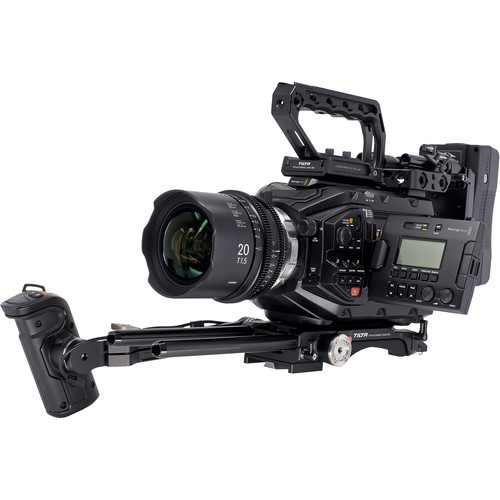Tilta Camera Rig for Blackmagic URSA Pro with Battery Plate