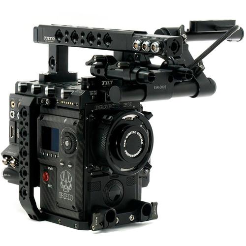 Tilta ESR-T01 Rig with Basic Tilta I/O Module for RED DSMC2 Cameras (V-Mount)