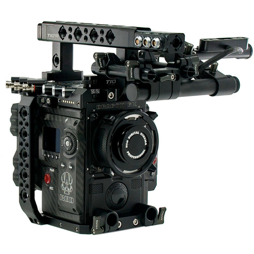 Tilta RED DSMC2 Rig with SDI Top Plate (V-Mount)