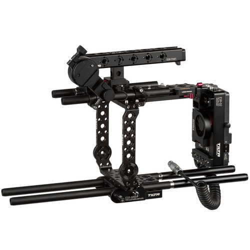 Tilta ARRI ALEXA Mini Camera Rig with Power Distributor (Gold Mount)