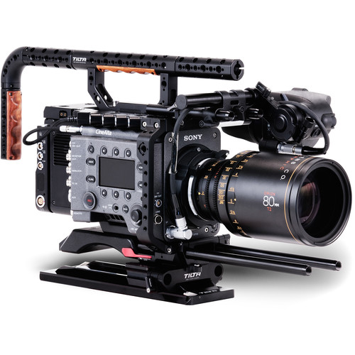 """Tilta Camera Cage Kit with 15mm Baseplate & 12"""" Dovetailfor Sony VENICE (V-Mount)"""