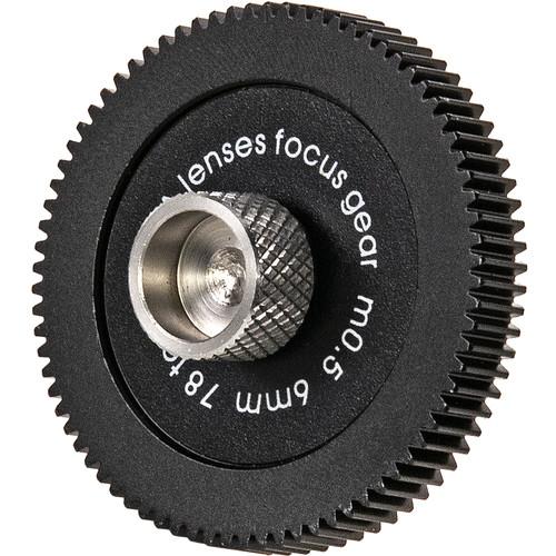 Tilta Follow Focus Lens Drive Gear for FF-T05 6mm 0.5 MOD, 78-Tooth