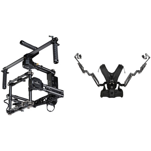 Tilta Gravity Motorized Gimbal System and Armor-Man 2 Exoskeleton Kit