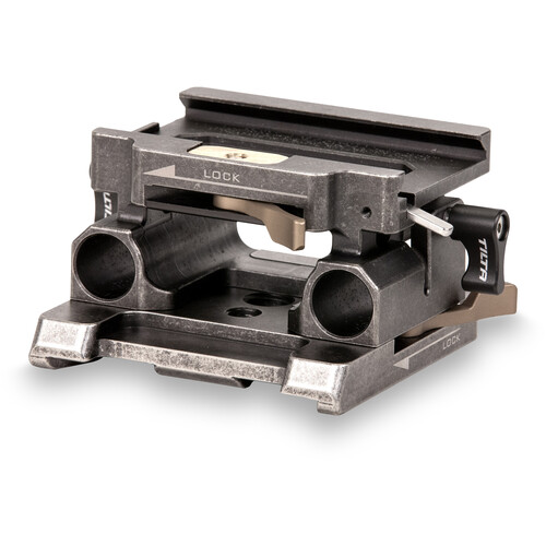 Tilta 15mm LWS Baseplate Type I (Tactical Gray)