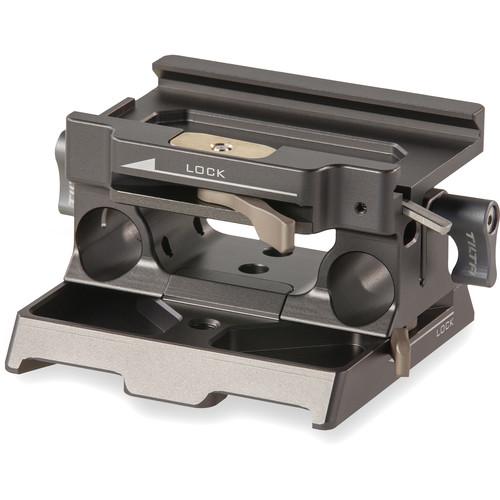 Tilta BMPCC4K 15mm LWS Baseplate (Tilta Gray)