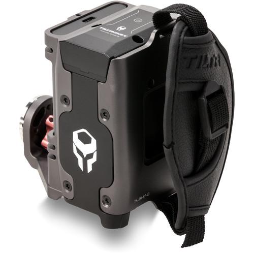 Tiltaing Side Power Handle Type II F970 Battery (Tilta Grey)