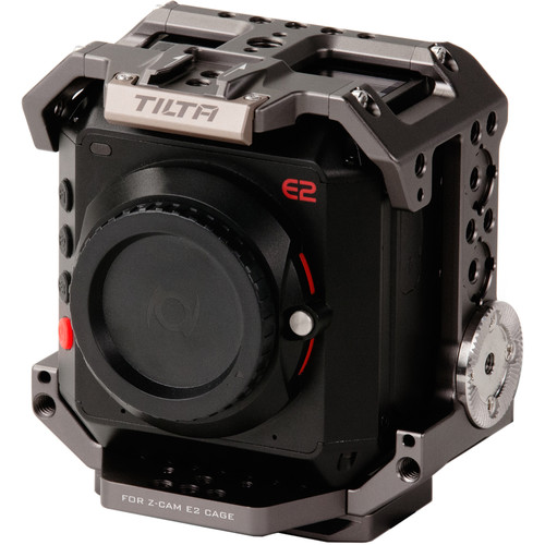Tilta Full Camera Cage for Z CAM E2 (Tilta Gray)