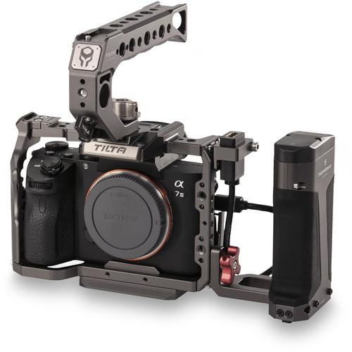 Tiltaing Sony a7/a9 Series Kit B (Tilta Gray)