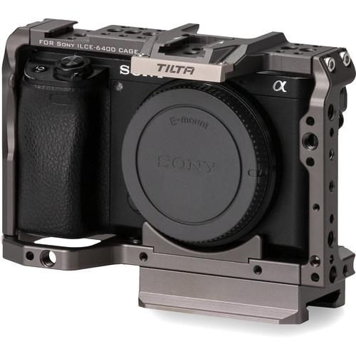 Tilta Full Camera Cage for Sony a6000 Series (Tilta Gray)