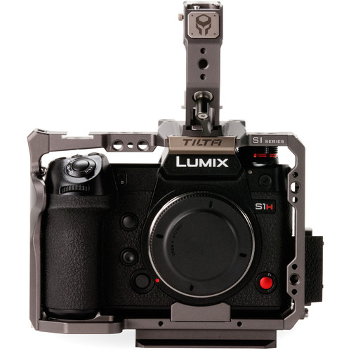 Tiltaing Camera Cage Kit A for Panasonic S1/S1R/S1H (Tilta Gray)