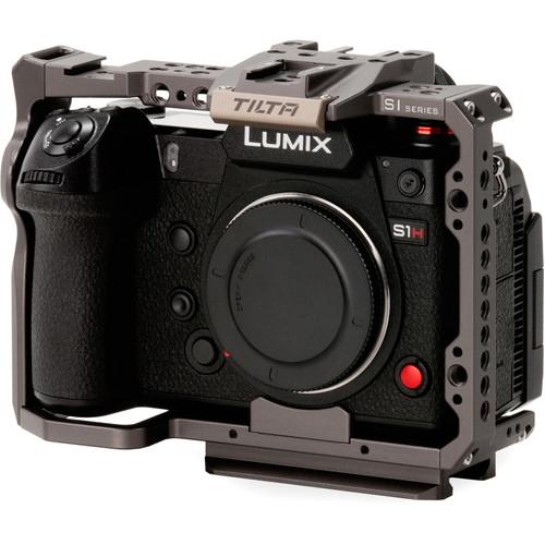 Tilta Full Camera Cage for Panasonic S1/S1R/S1H Series (Tilta Gray)