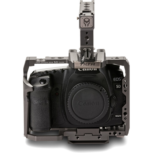 Tiltaing Camera Cage Kit A for Canon EOS 5D and 7D Series (Tilta Gray)