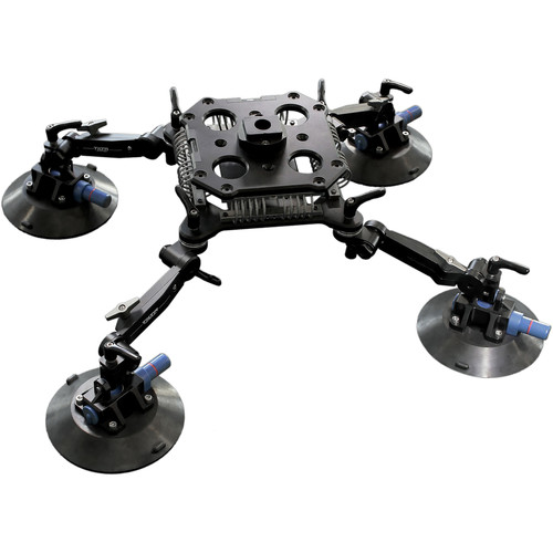 Tilta Suction Disc Cradle Head with V-Mount Plate