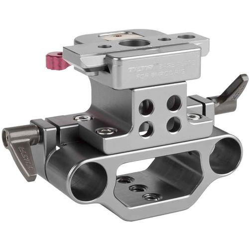 Tilta Replacement Baseplate for ES-T13 Blackmagic Pocket Cinema Camera Rig