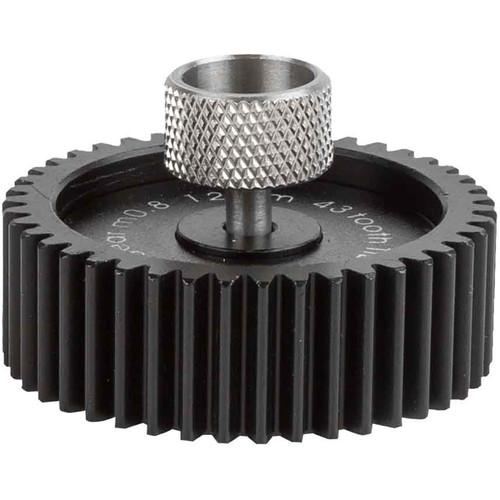 Tilta TSP-069 12mm Lens Focus Gear for FF-T05 Follow Focus (.08m, 43-Tooth)