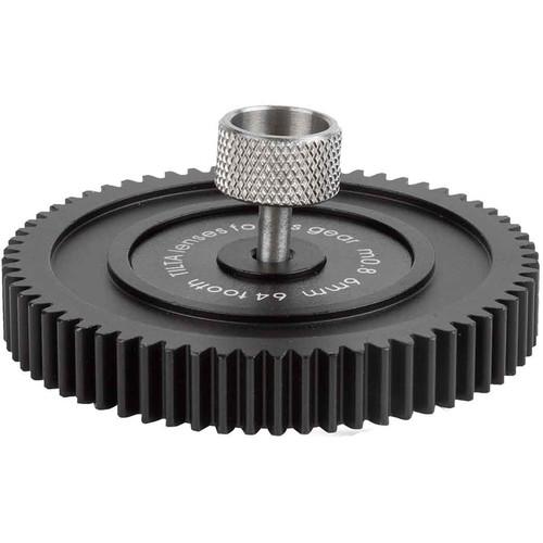 Tilta 6mm Lens Focus Gear for FF-T05 Follow Focus (0.8m, 64-Tooth)