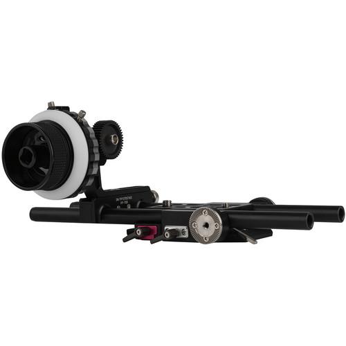 Tilta BS-T05-S Lightweight Baseplate with FF-T03 Follow Focus Kit