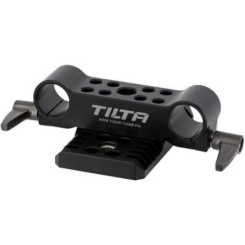 """Tilta 15mm Rod Clamp with 1/4""""-20 Plate for DSLR Shoulder Rig"""