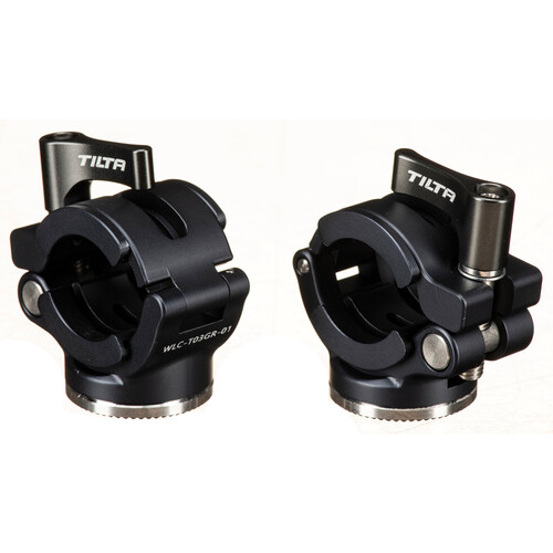 Tilta Nucleus-M Handgrip Universal Gimbal Adapters with Rosettes (L/R)