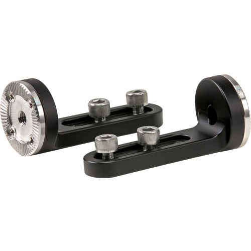 """Tilta ARRI-Style Rosette Adapters with 1/4""""-20 Screw Mounting Slot (Pair)"""