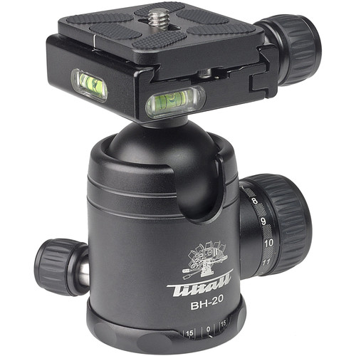Tiltall Tripod BH-20 Ball Head