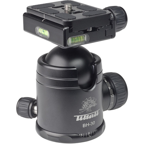 Tiltall Tripod BH-30 Ball Head