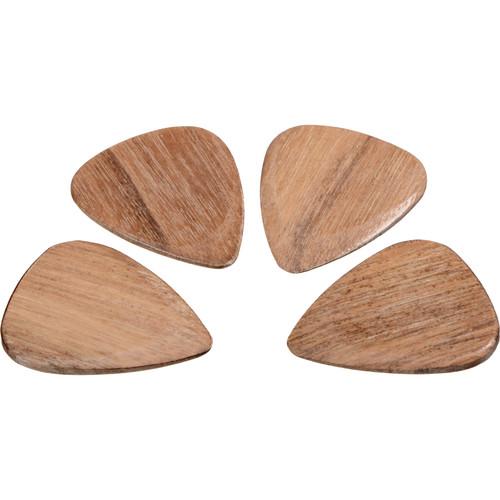 Timber Tones Timber Tones Sugar Maple Guitar Picks (4-Pack)