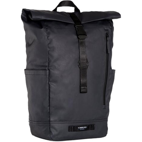 Timbuk2 Carbon Coated Tuck Backpack (Jet Black)