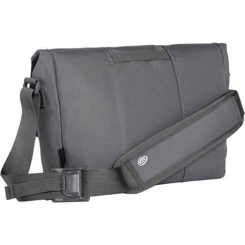 Timbuk2 Unicolor Classic Messenger Bag (Medium, Gunmetal)