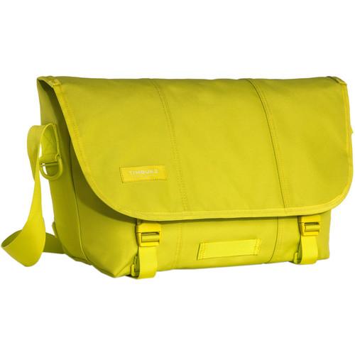 Timbuk2 Unicolor Classic Messenger Bag (Medium, Sulphur)