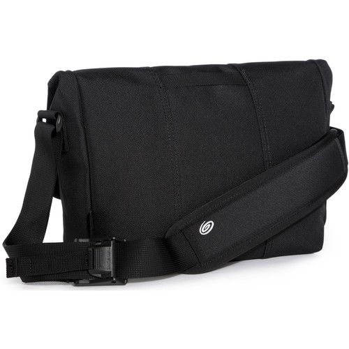 Timbuk2 Unicolor Classic Messenger Bag (Medium, Jet Black)